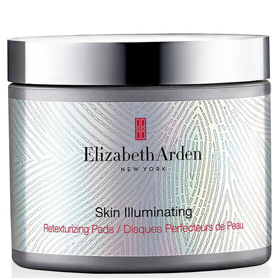 Elizabeth Arden Skin Illuminating Retexturizing Pads 50 Pads