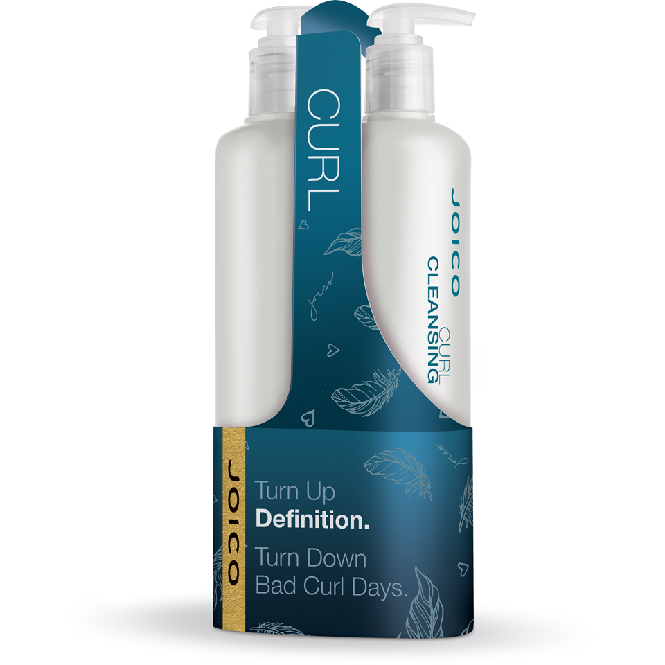 Joico Curl Shampoo & Conditioner Duo 2 x 500ml