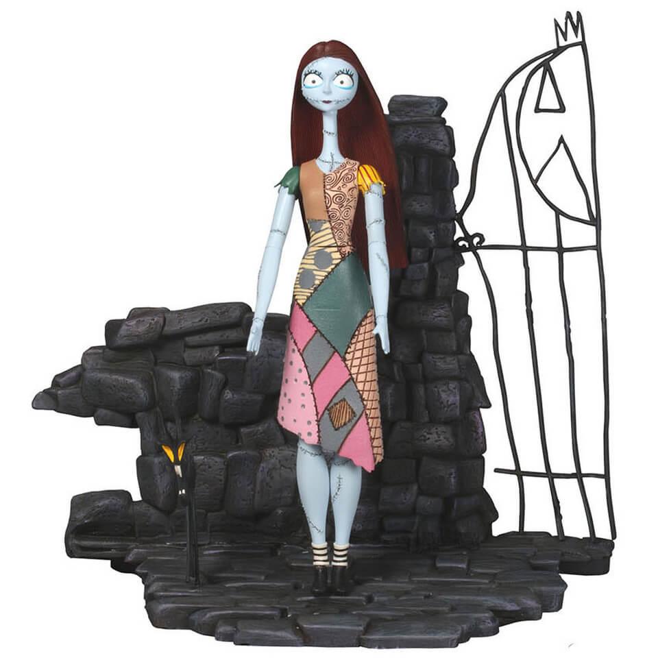 Diamond Select Nightmare Before Christmas Sally 7 Inch Statue ...