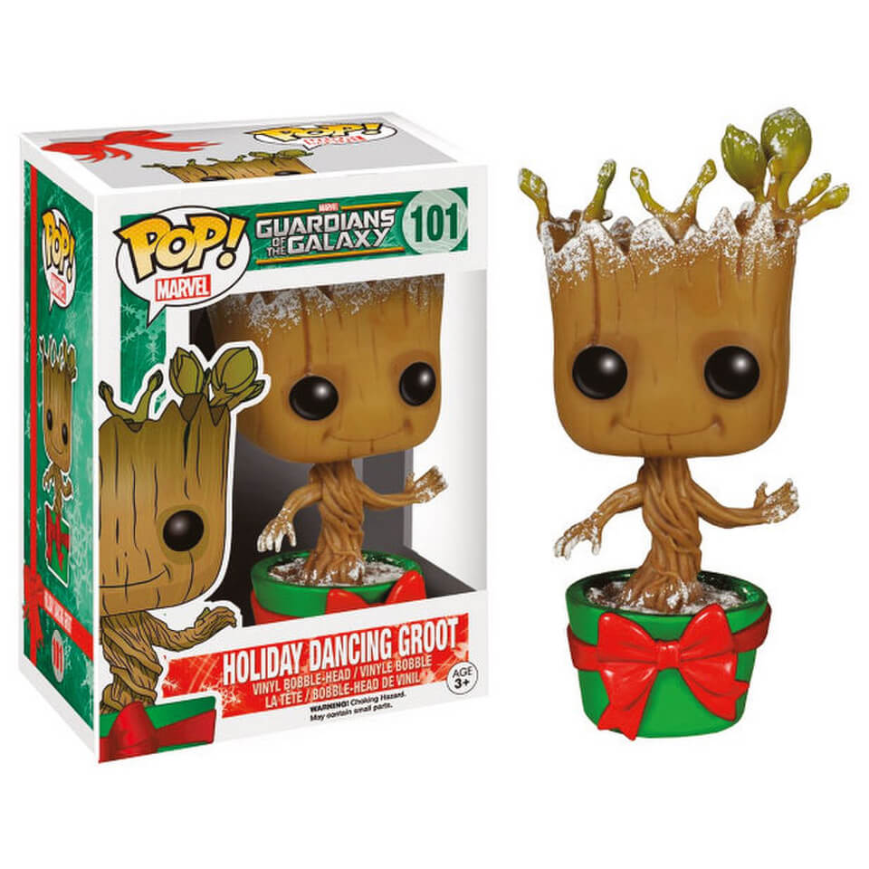 Guardians Of The Galaxy Limited Edition Snowy Metallic