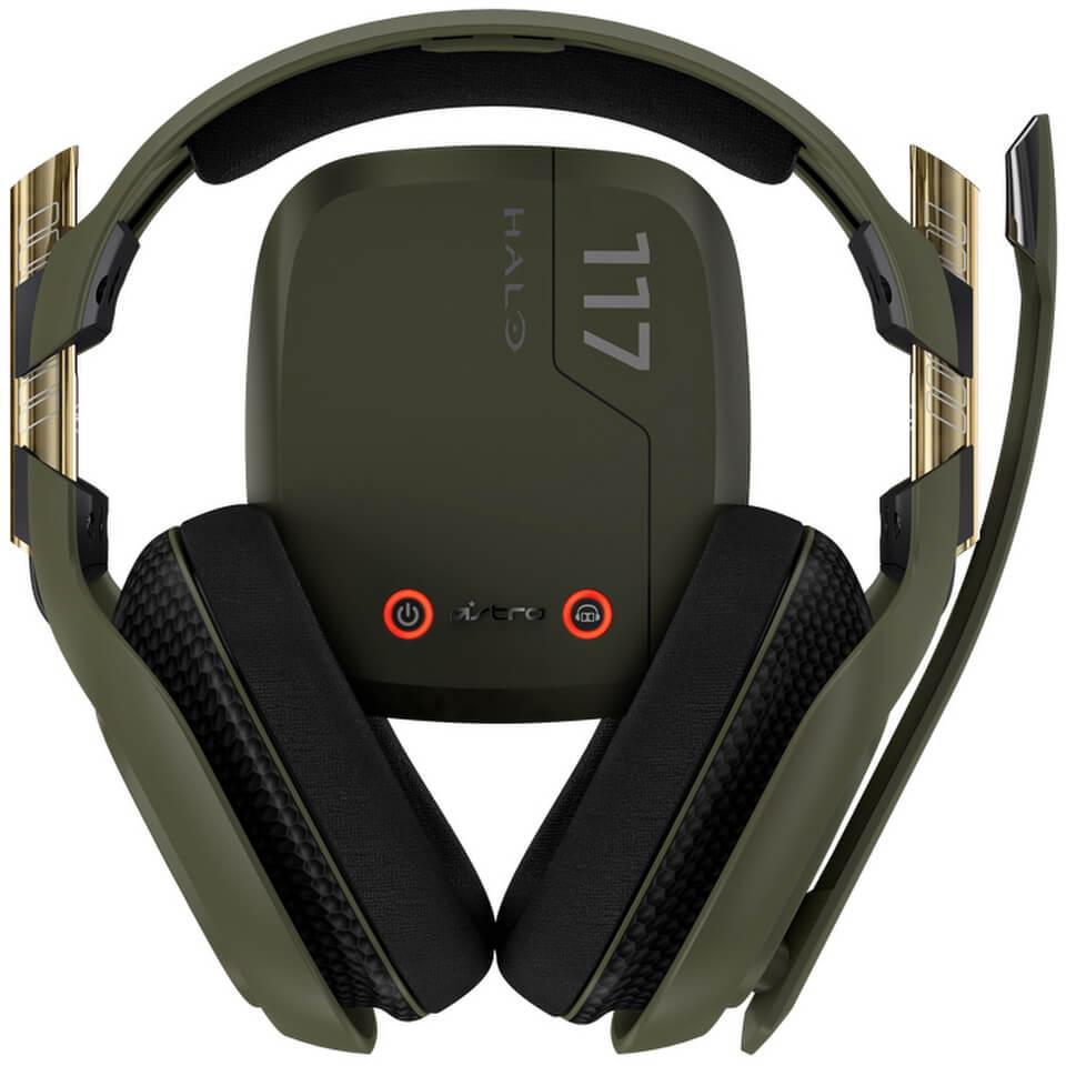 ASTRO A50 Wireless Headset Bundle Halo Edition Black (Xbox One)