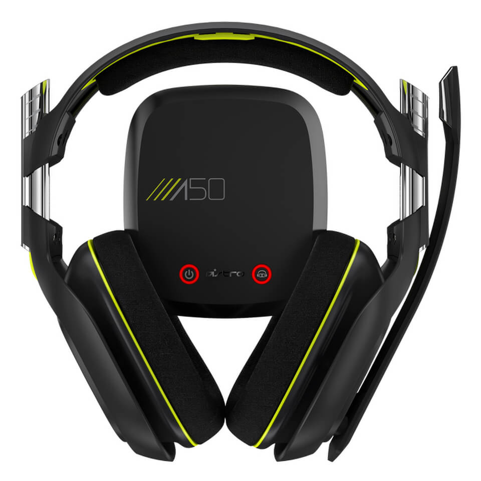 astro a50 wireless headset bundle black xbox one pc. Black Bedroom Furniture Sets. Home Design Ideas