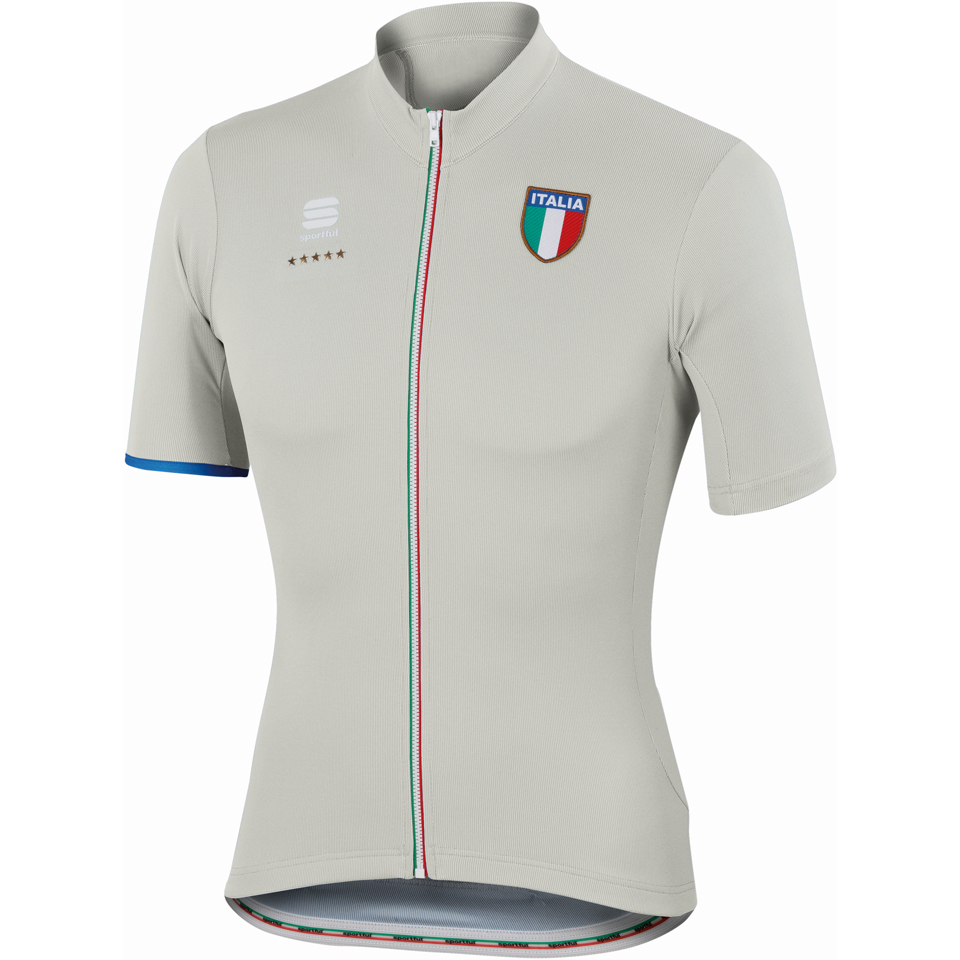 c41de343a Sportful Italia CL Short Sleeve Jersey - White