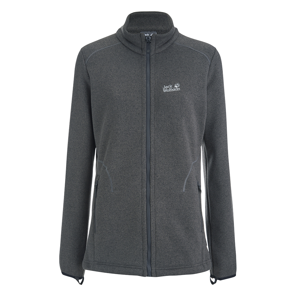 Jack Wolfskin Women's Caribou Altis Jacket Dark Steel