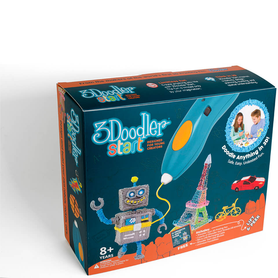 3Doodler Regular Start Box Set