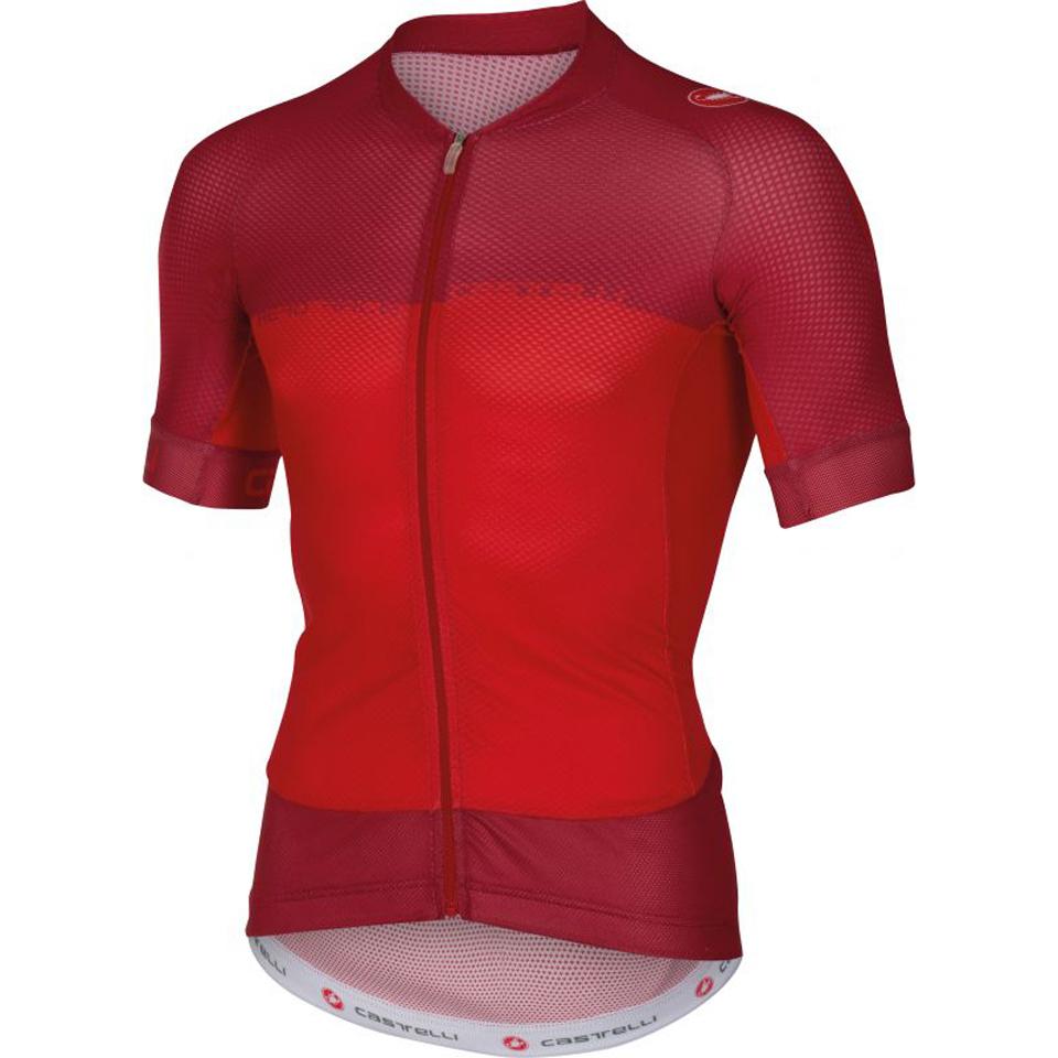 1f877c5ff Castelli Aero Race 5.1 Short Sleeve Jersey - Red