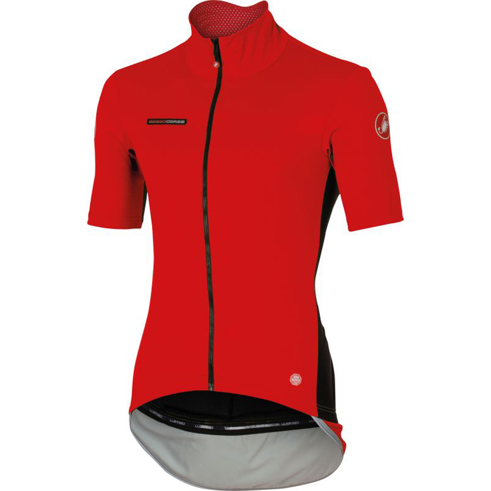 Castelli Perfetto Light Short Sleeve Jersey - Red  d077065a8