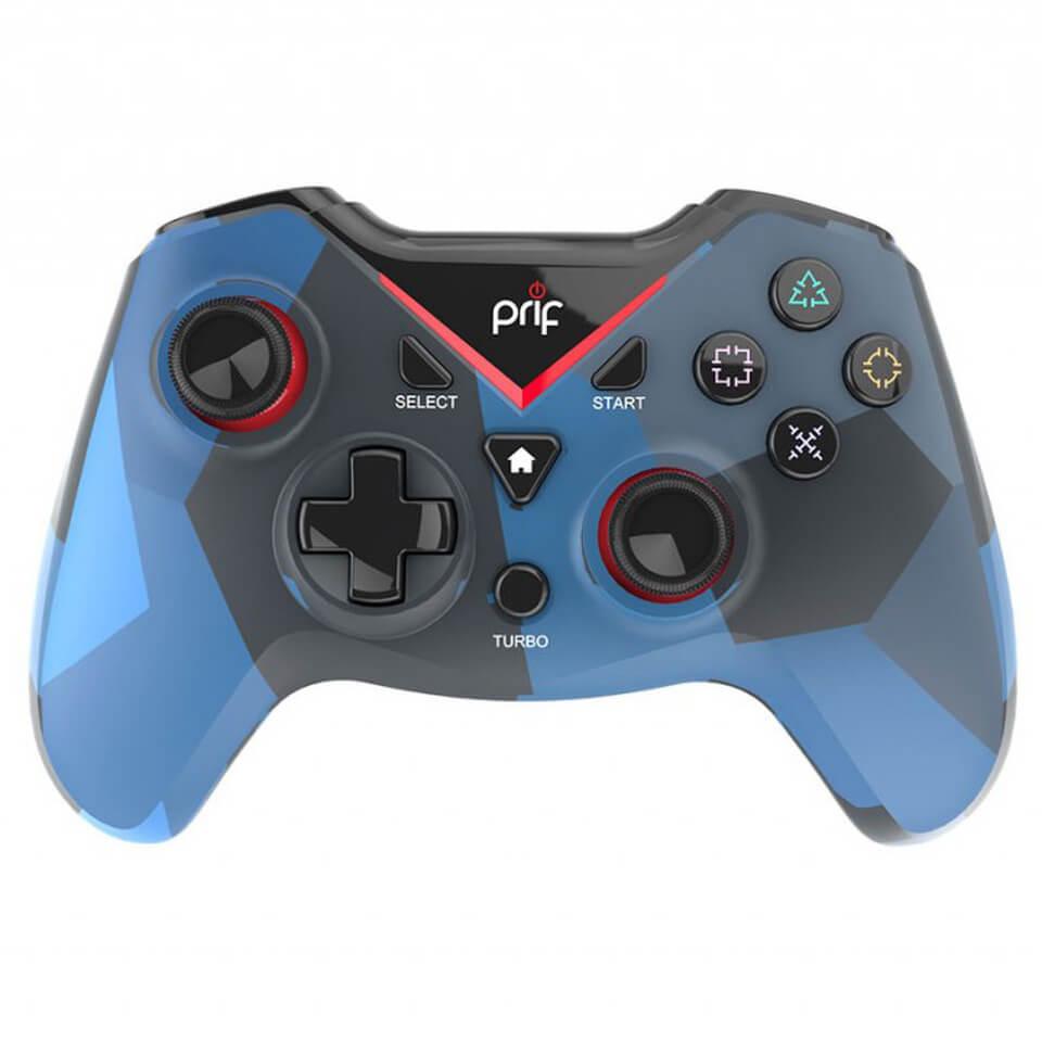 Prif Kontrol 1 Wireless Controller (PS3) Games Accessories   Zavvi