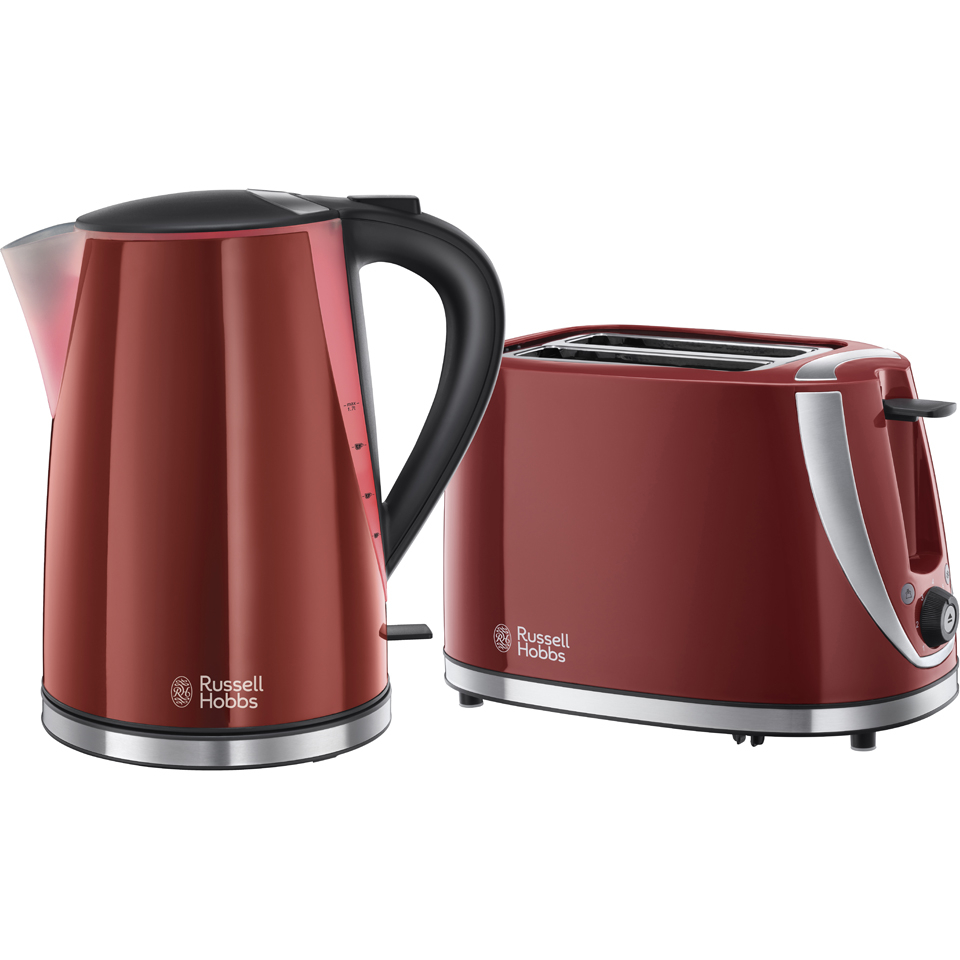 Russell Hobbs Mode Kettle 21401 Red