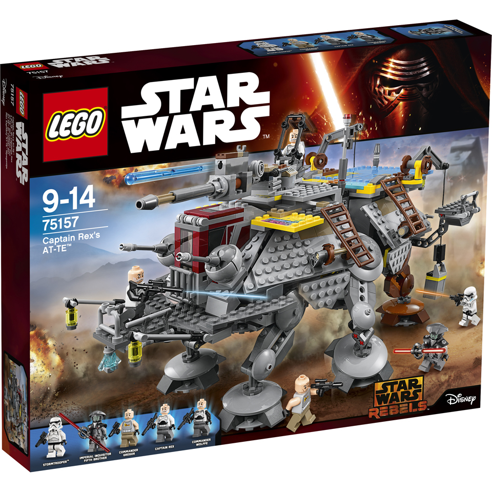 LEGO Star Wars: Captain Rex