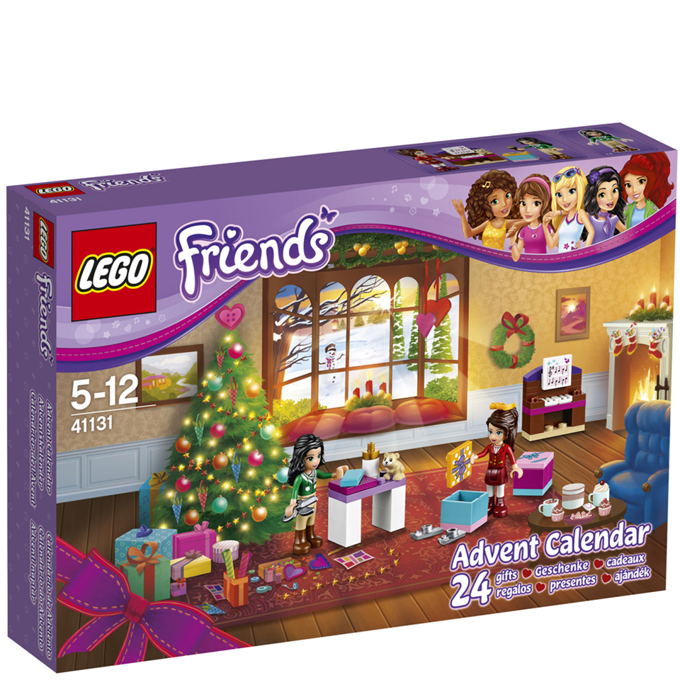 LEGO Friends Advent Calendar (41131)