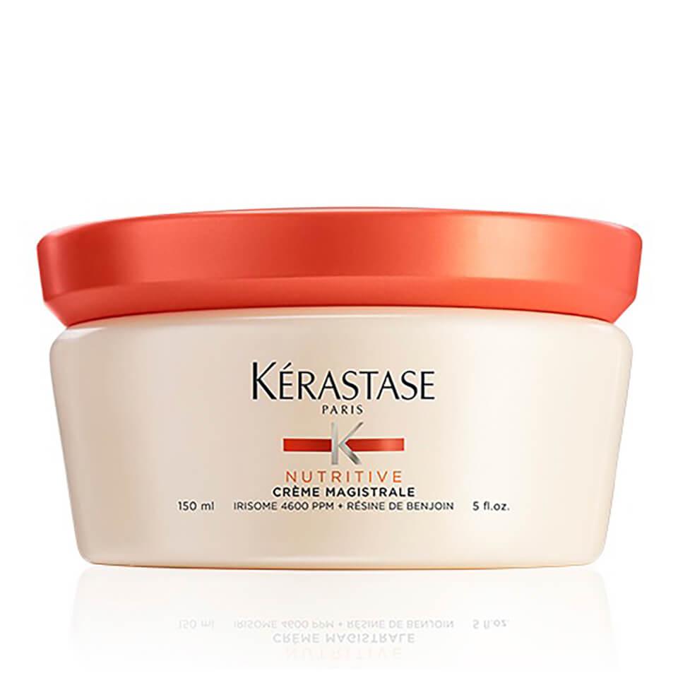 K rastase nutritive creme magistral 150ml free shipping for Kerastase bain miroir reviews