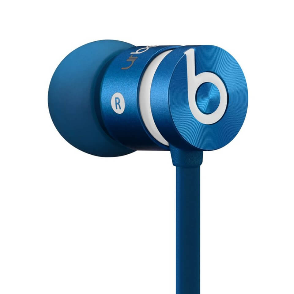 Beats by Dr. Dre urBeats In-Ear Headphones - Blue (Manufacturer Refurbished)