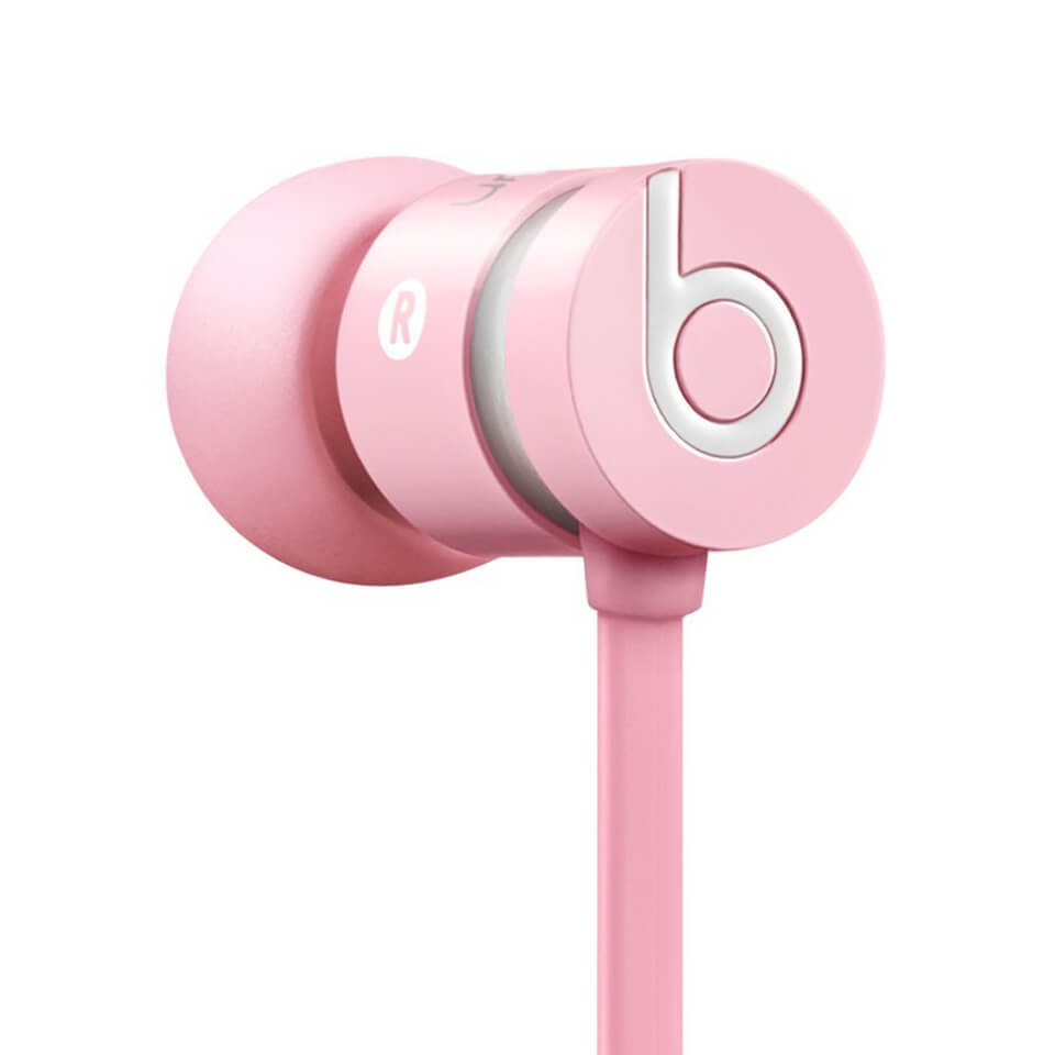 Beats by Dr. Dre urBeats In-Ear Headphones - Nicki Pink (Manufacturer Refurbished)