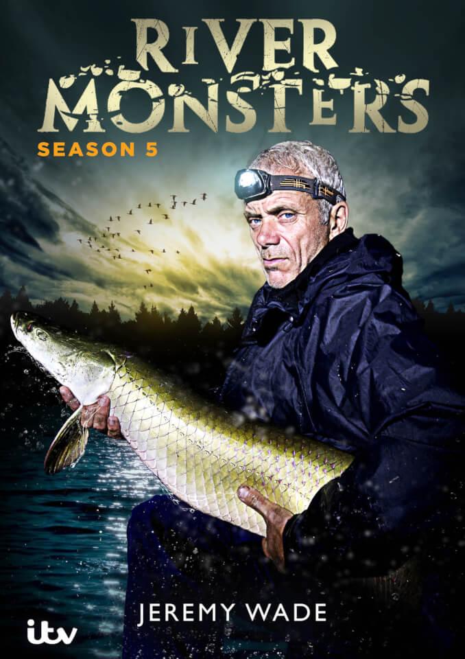 River Monsters Series 5 Dvd Zavvi
