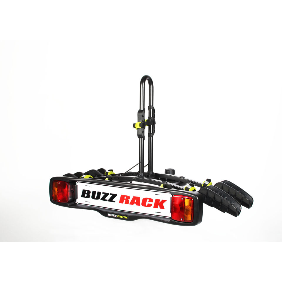Buzz Rack Buzzy Bee 2 Bike Wheel Support Rack - Black