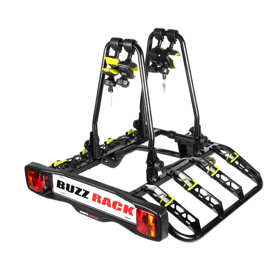 buzz rack buzz quattro tilting 4 bike carrier