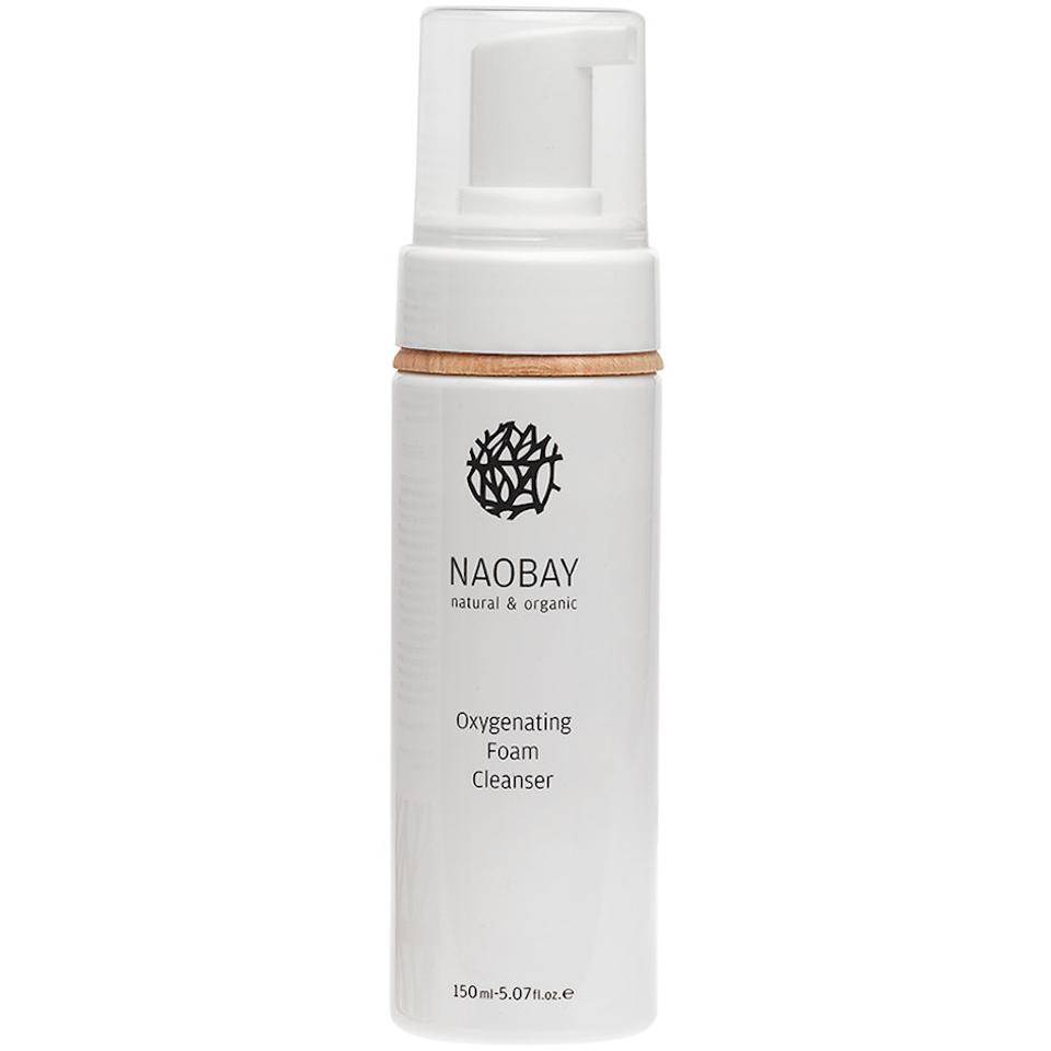 Naobay Oxygenating Foam Face Cleanser 150ml Beautyexpert Maybelline Volumamp039 Express The Magnum Mascara Black 6 Pcs Product Description