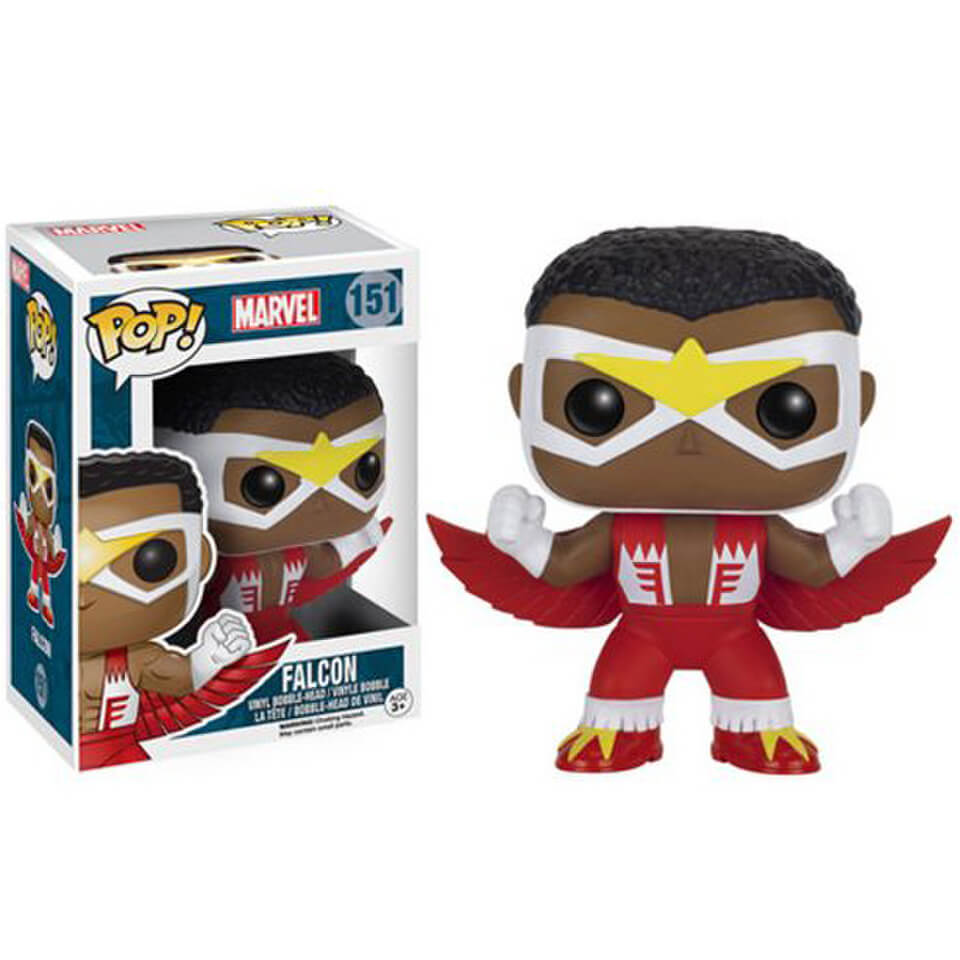 Marvel Classic Falcon Pop! Vinyl Figure