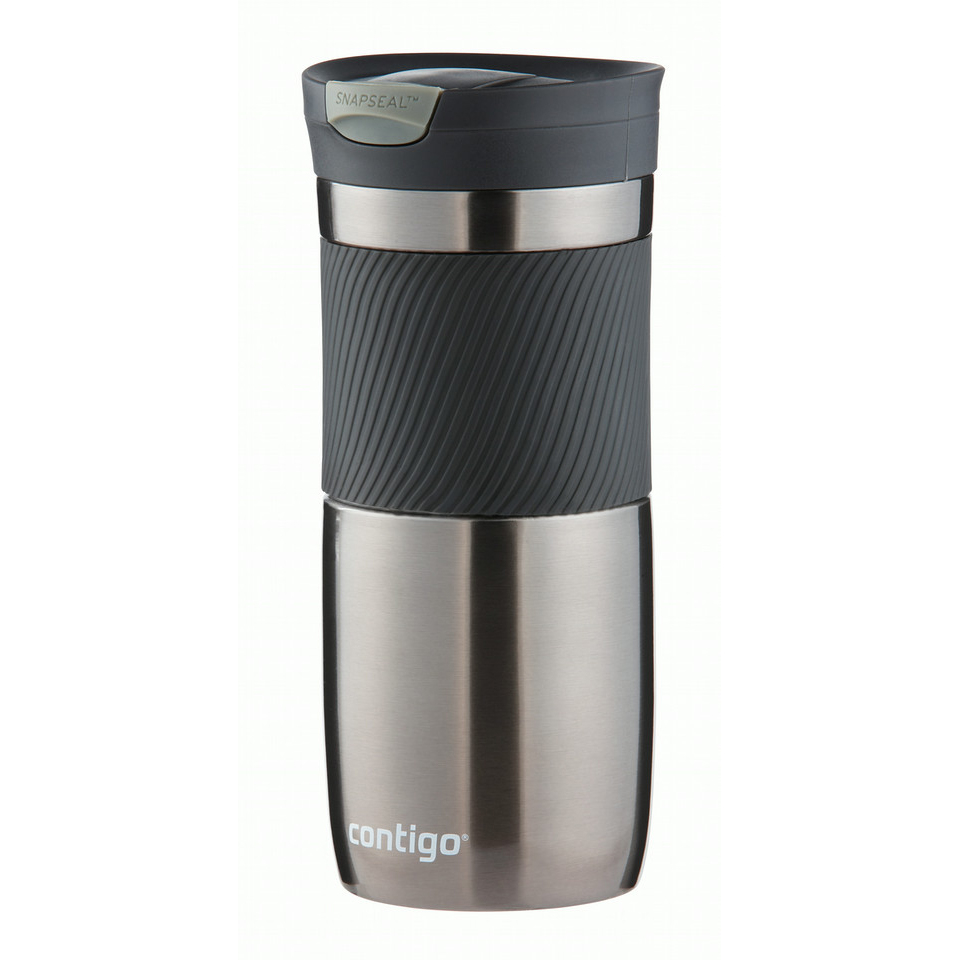 Contigo Byron Drinks Bottle (470ml) - Gunmetal