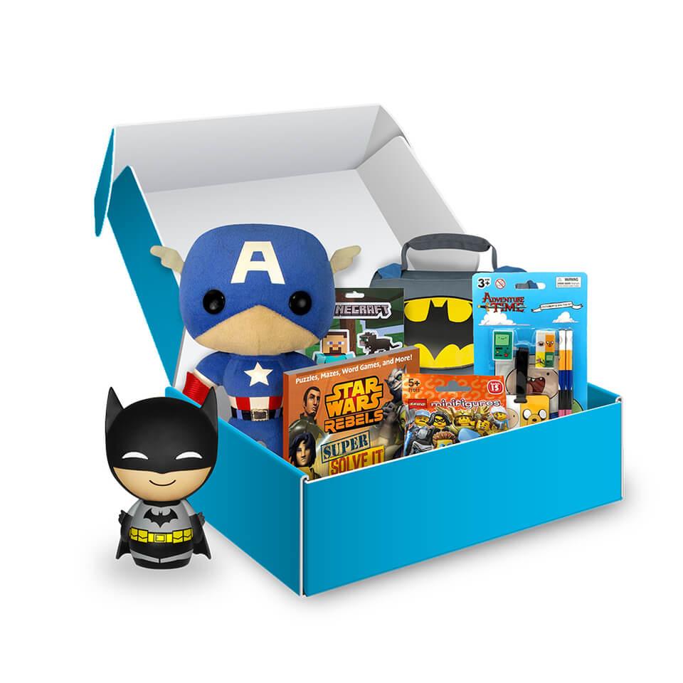 My Geek Box Kids Box Subscription