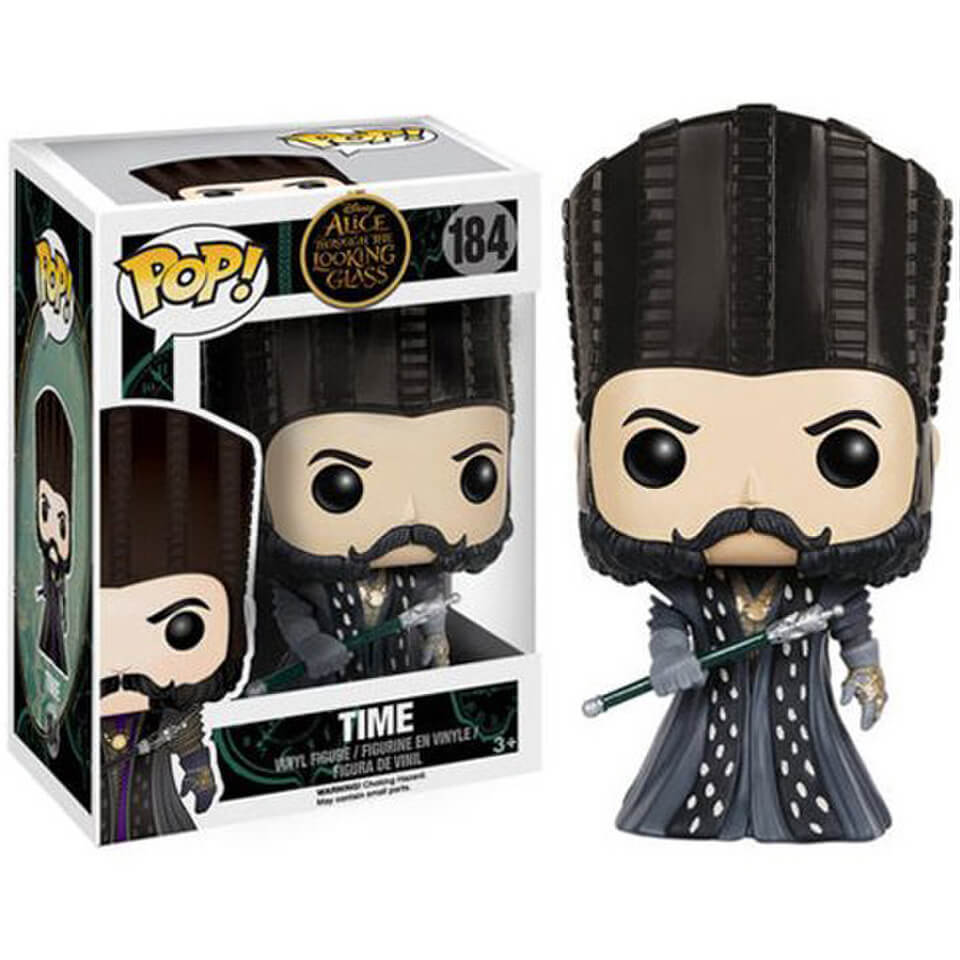 Alice Through the Looking Glass Time Pop! Vinyl Figure
