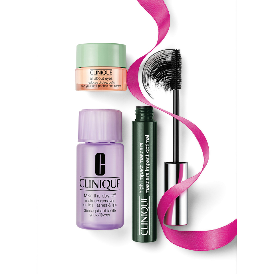 9538b185831 Clinique High Impact Favourites Gift Set | Free Shipping | Lookfantastic