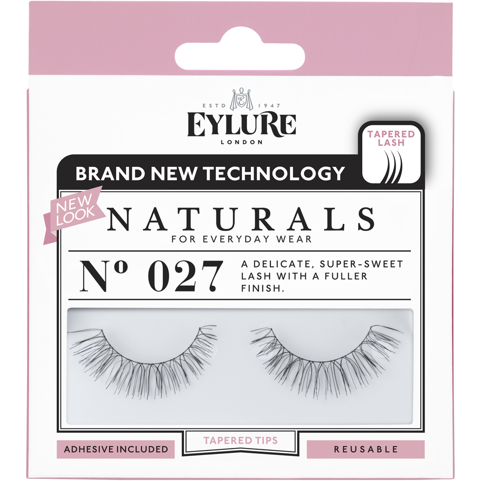 fce9190726b Eylure Naturals 027 Lashes | Free Shipping | Lookfantastic