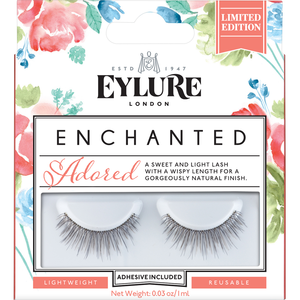 a065d1a284c Eylure Enchanted Lashes - Adored | Free Shipping | Lookfantastic
