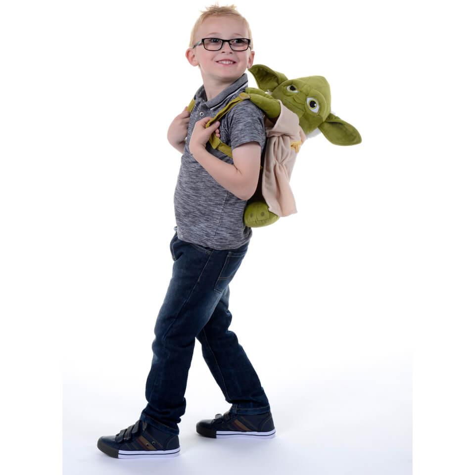 Star Wars Yoda Full Body Backpack Sowia