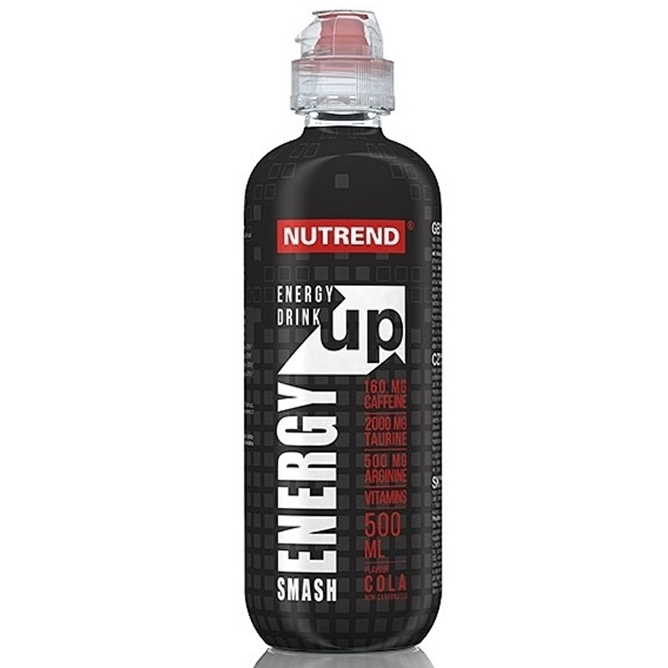 Nutrend Smash Energy Up - Cola 500ml