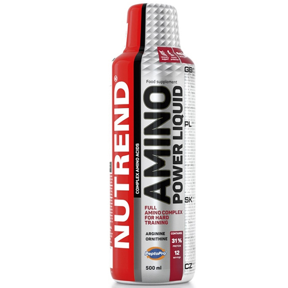 Nutrend Amino Power Liquid - 1000ml