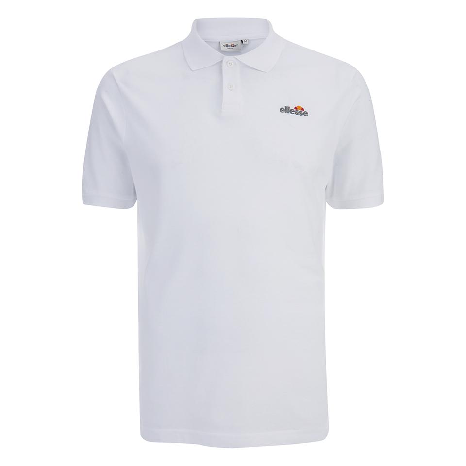 5fcb62e5 Ellesse Men's Chip Polo Shirt - White
