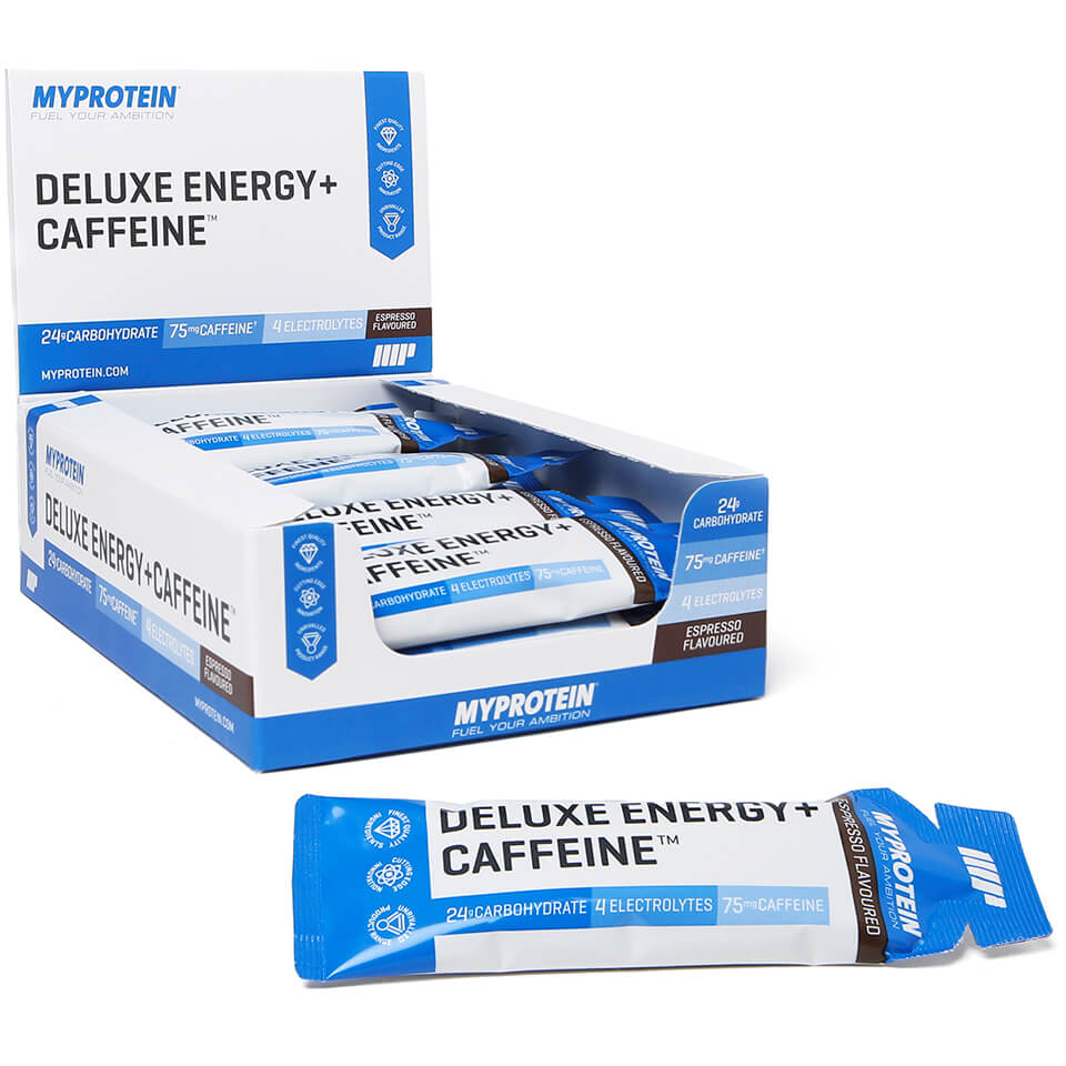Deluxe Energie + Cafeïne, 35g