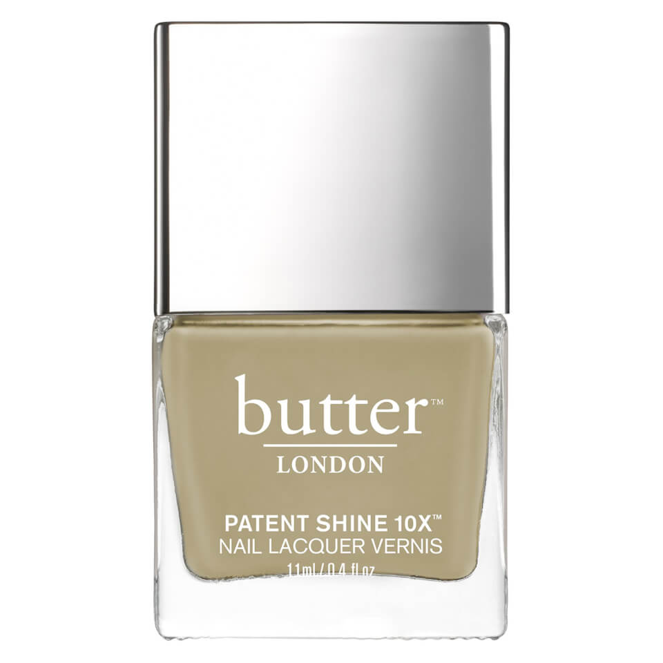 Esmalte de Uñas Patent Shine 10X de butter LONDON 11 ml - Dapper