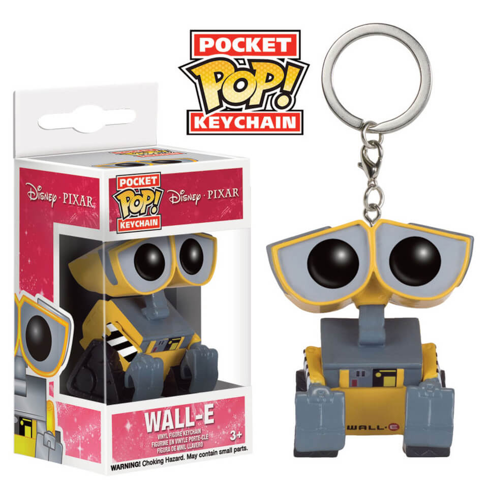 WALL-E Pocket Pop! Keychain