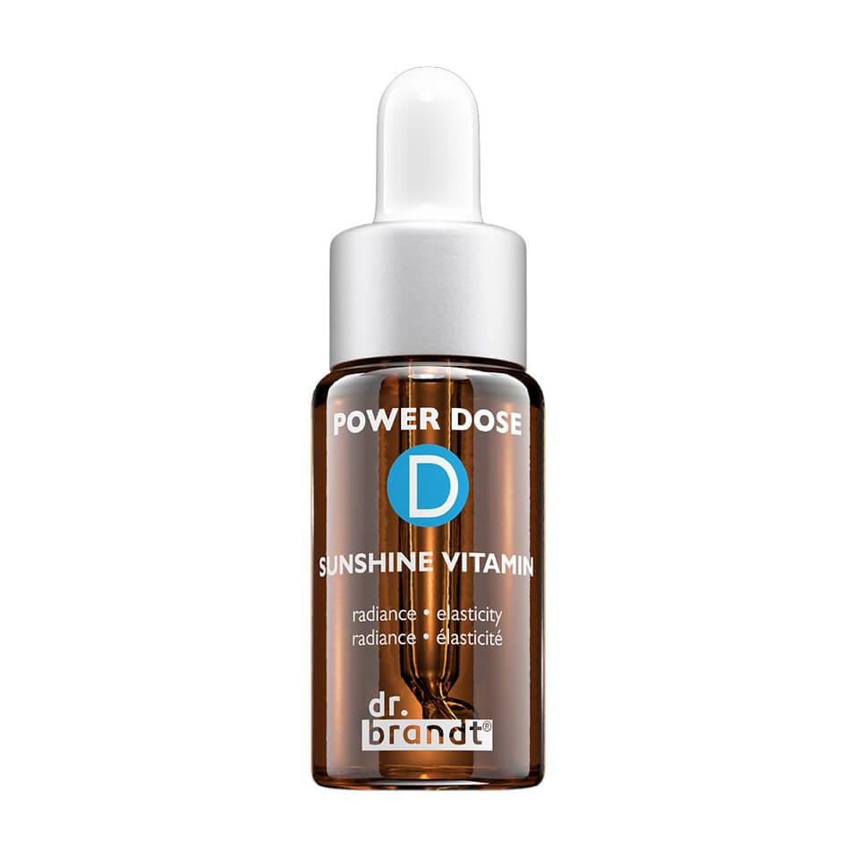 dr brandt xyy power dose d sunshine vitamin face serum 17