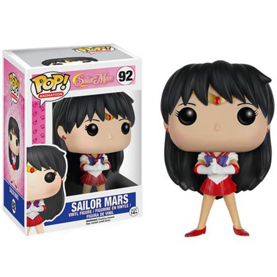Sailor Moon Sailor Mars Pop! Vinyl Figure