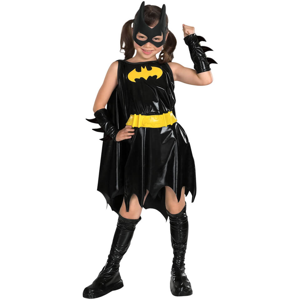 DC Comics Batman Deluxe Girls