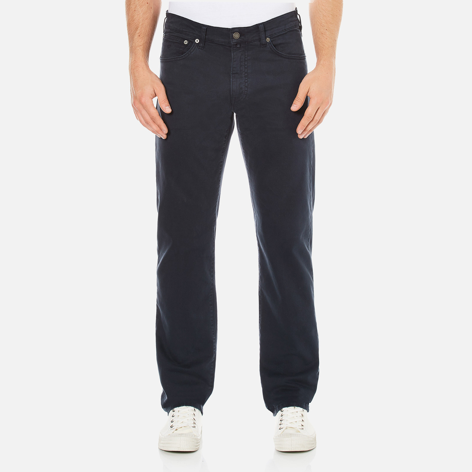Gant Men S Straight Leg Desert Jeans Navy Mens Clothing