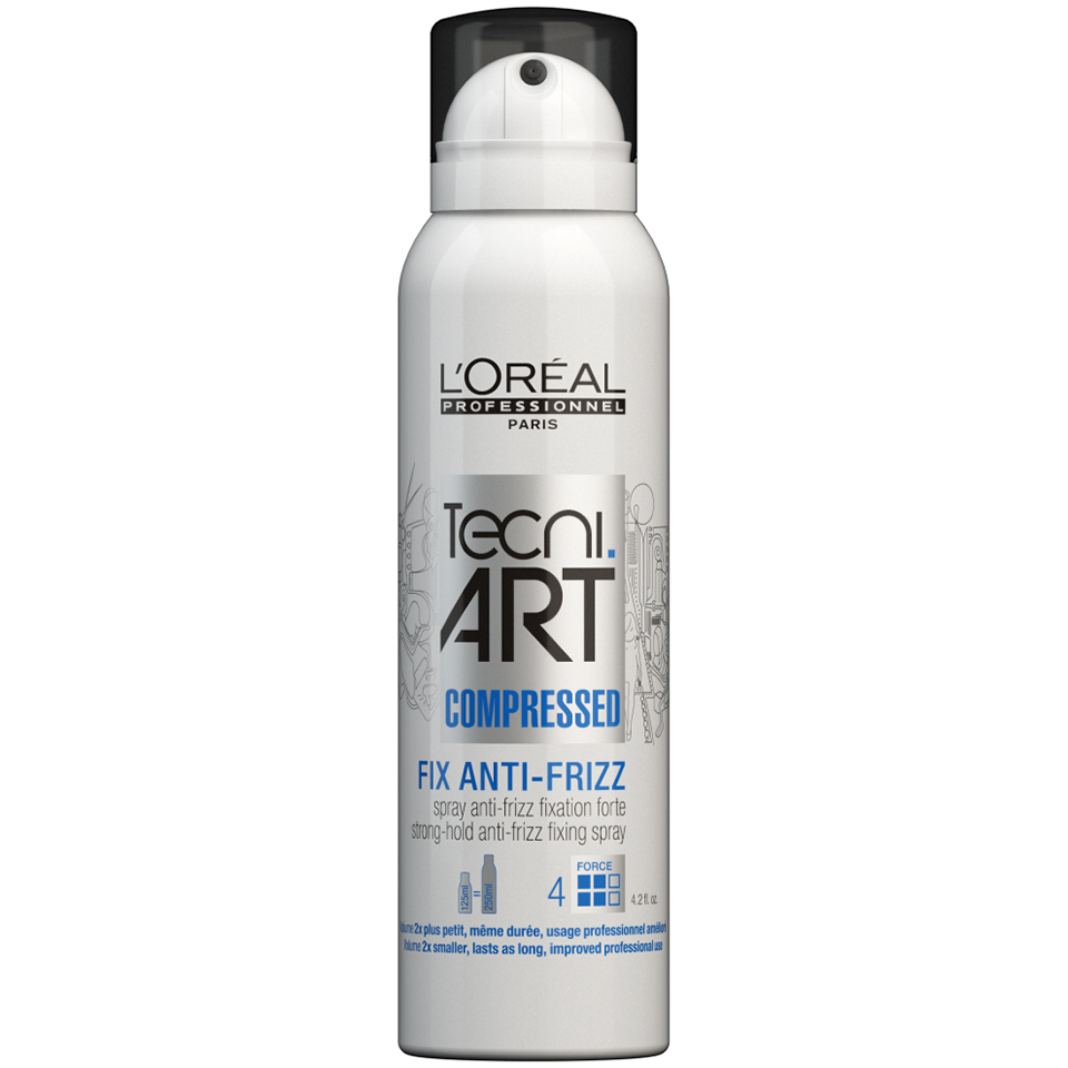 Populair L'Oréal Professionnel Tecni ART Compressed Fix Anti-Frizz Hair #UU34
