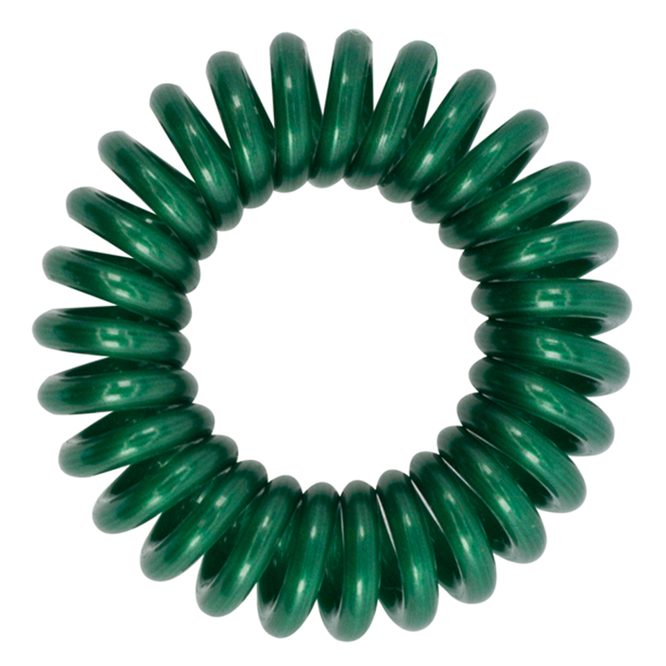 MiTi Professional Hair Tie - Emerald Green (3pc)  8926519957c