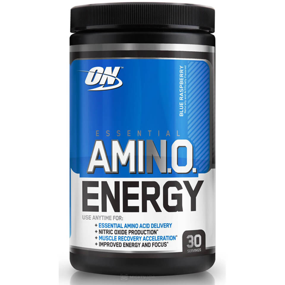 Optimum Nutrition Amino Energy - Lemon Lime, 270g
