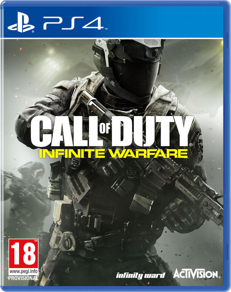 Call of duty infinite warfare ps4 zavvi nl