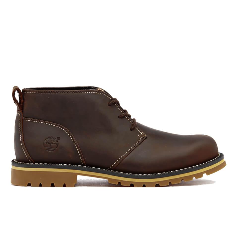 Timberland Men S Grantly Chukka Boots Dark Brown Free