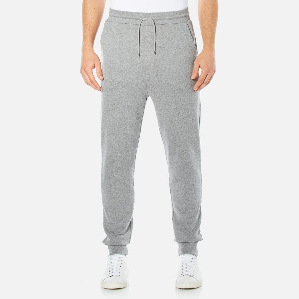 Boss Orange Men S South Cuffed Jogging Pants Grey