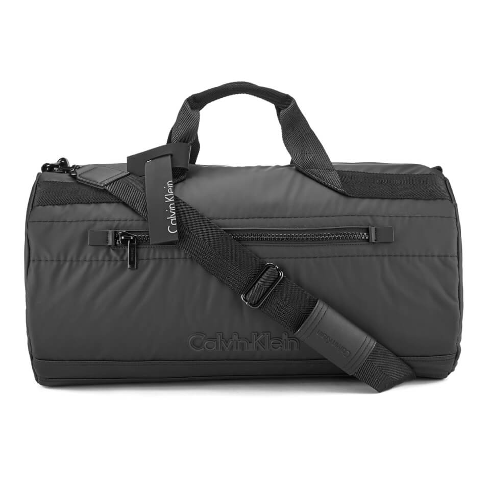 Calvin Klein Men S Metro Weekender Bag Black
