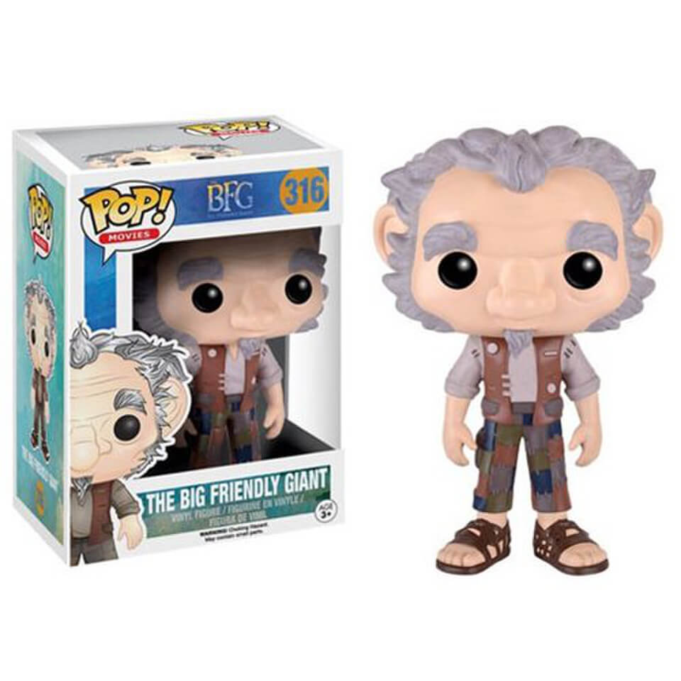 The Big Friendly Giant Pop! Vinyl Figure