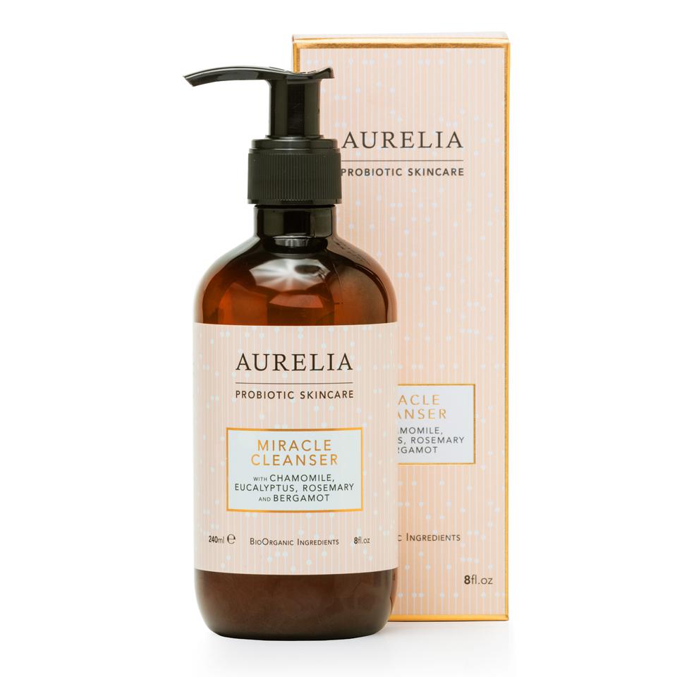 Aurelia Probiotic Skincare Miracle Cleanser Supersize 240ml (Worth ...
