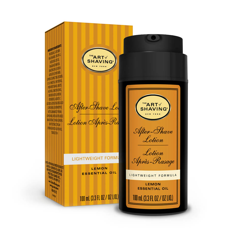 The Art of Shaving After-Shave Lotion - Lemon